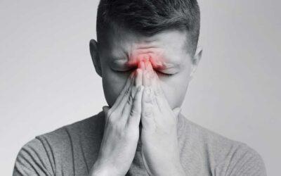 """""""Zatokowy"""" ból głowy i twarzy"""