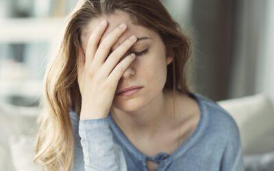 5 najczęstszych objawów migreny