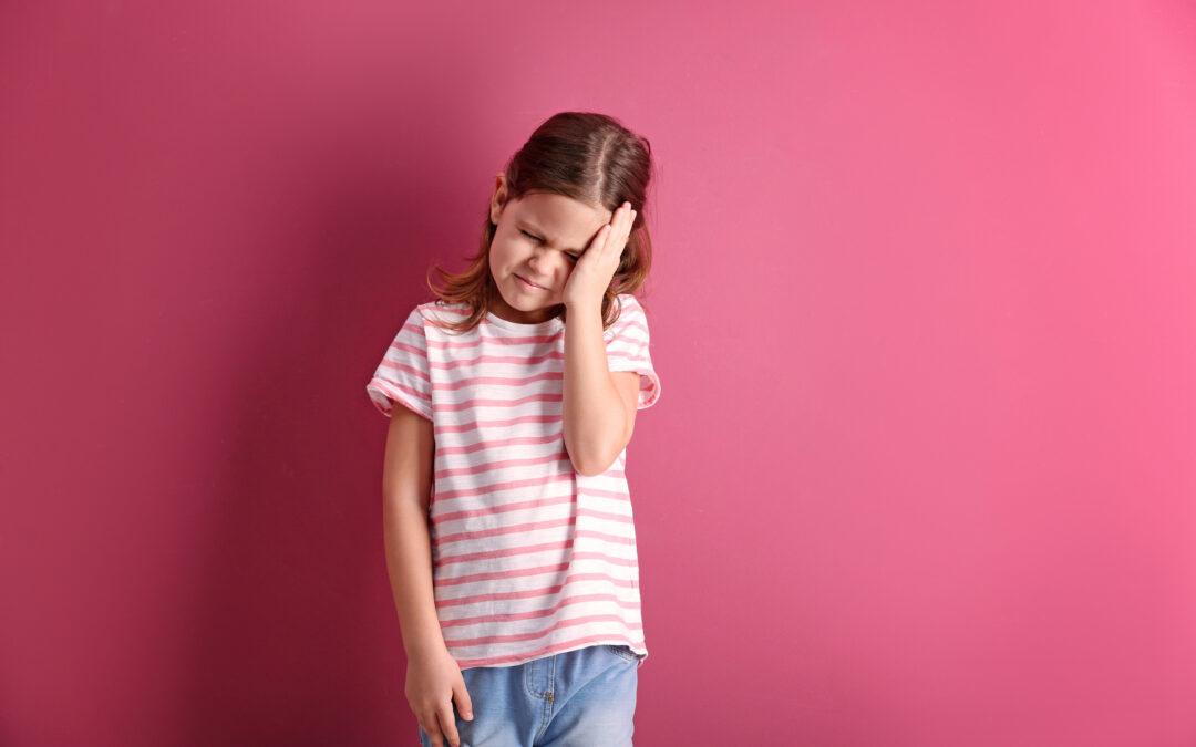 Migrena u dzieci i nastolatków
