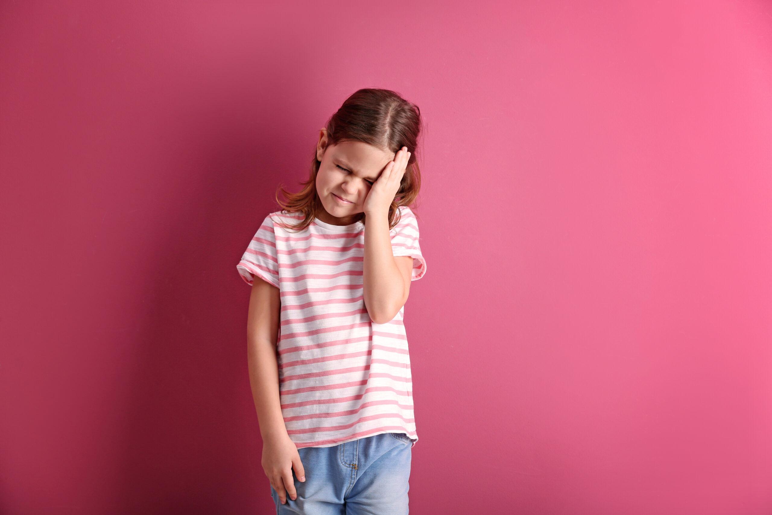 migrena dziecieca